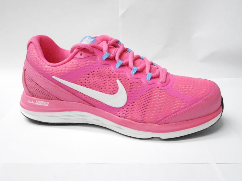 Nike DUAL FUSION x 2 WOMEN'S TRAINER Nuovo Taglia 4.5