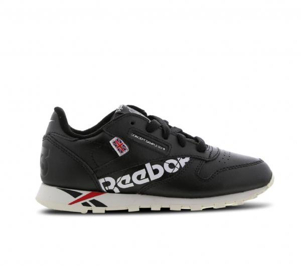 Zapatillas Reebok Niño Negras Talle 31
