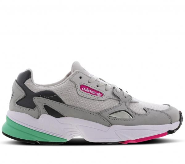 Details about adidas Falcon Womens Trainer Runner Shoe Run RRP £70/-