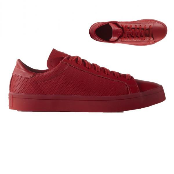 Court Rot Größe Adidas Details Uk Adicolor Zu Turnschuhe Herren 8 Schuhe Vantage Yfg6vyb7