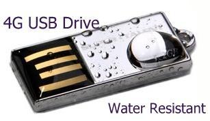 4G 4GB Mini Talent Stick USB Flash Drive Water Resist