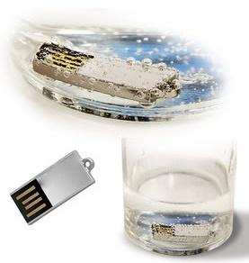 4G 4GB Mini Talent Stick USB Flash Drive Water Resist