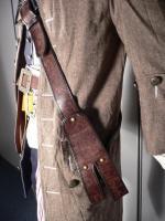 Jack Sparrow BALDRIC Sword Belt Pirate Captain props