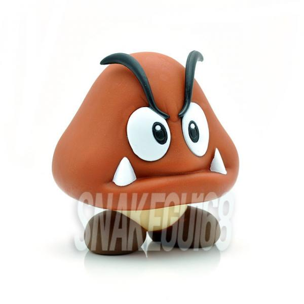 Nintendo Goomba Toys N Joys : New super mario quot goomba figure toy ms ebay