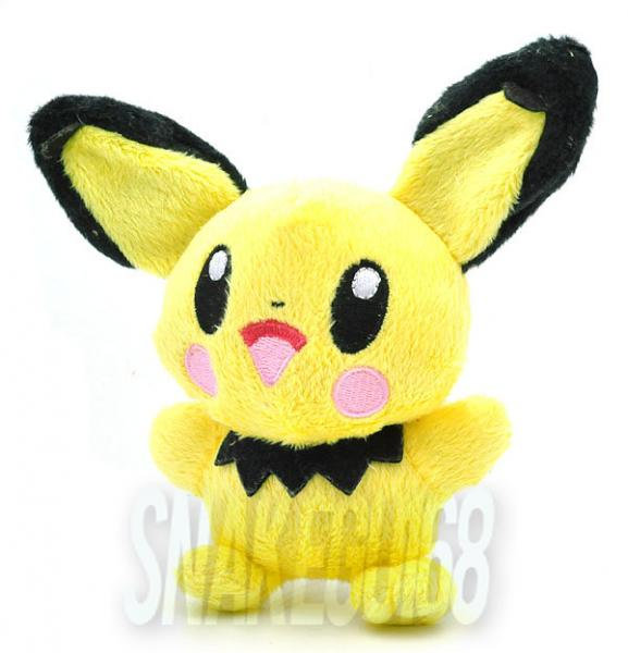 NEW POKEMON PICHU PLUSH TOY DOLL+PC659