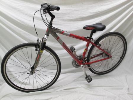 Gary Fisher Zebrano Hybrid Bike Small Alloy Shocks Rapid ...
