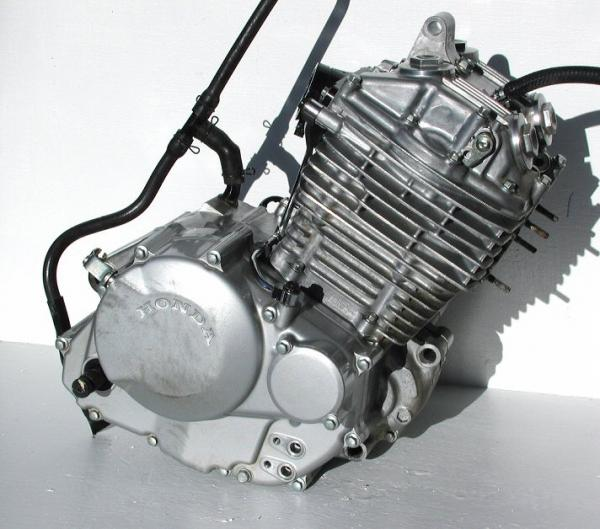 Honda Motorcycle Engine Serial Number: 2004 Honda XR250R ENGINE 1997 1998 2000 2001 2003