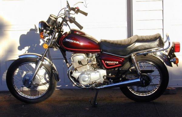 1979 1982 honda cm200t drive chain case cm200 twinstar cm185 1980 1981 ebay 1981 Honda CM200T Brat Style 1981 Honda CM200T Brat Style