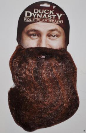 Willie Robertson Beard Costume