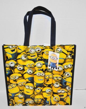 ... DESPICABLE ME 2 MINION DAVE REUSABLE BAG TOTE SHOPPING GIFT BAG ME2