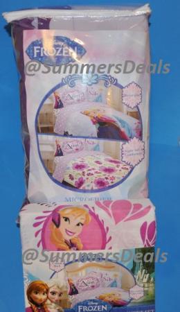 Frozen Disney Toddler Bedding Set
