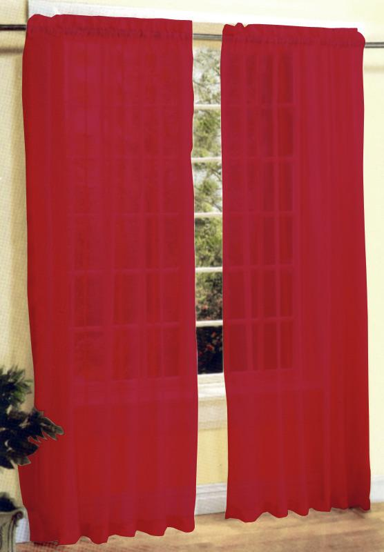 Bright Colorful Kitchen Curtains Walmart Sheer Curtains