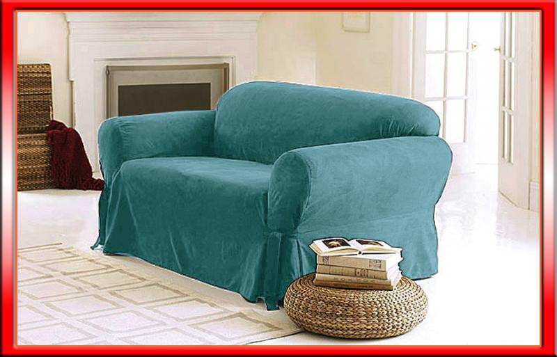 New Luxury Super Soft Micro Suede Sofa Couch Cover