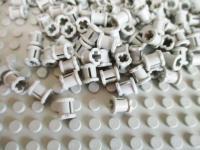 LEGO Light Bluish Gray Technic Brush Part 3713 x20