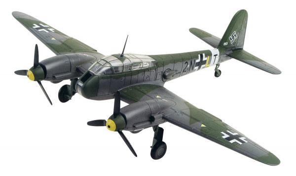 De Agostini 1/72 Messerschmitt Me 210 A1 Bomber Luftwaffe New Diecast German | eBay