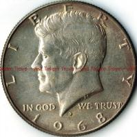 1968 thru 1979 PROOF Kennedy Half Dollar Collection 11 Coins from US Proof Set