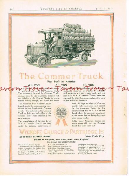 1910 Era White 5 Ton Gast Brewery Alpen Brau Beer St Louis MO Press Photo 0043