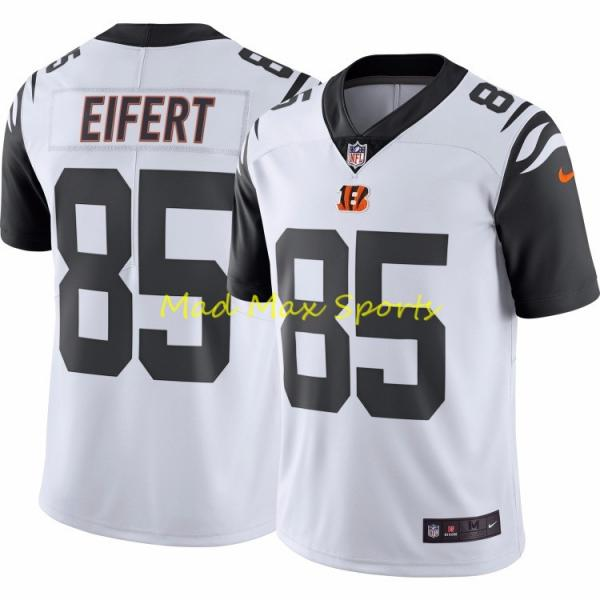 save off bf0e8 6a018 eifert color rush jersey