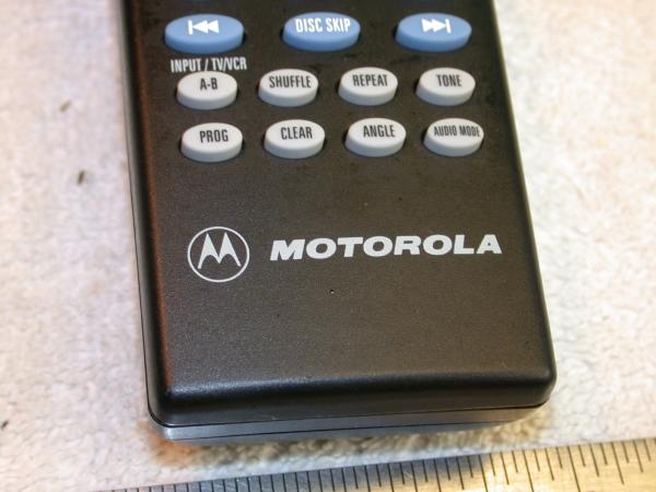 Motorola dcp501