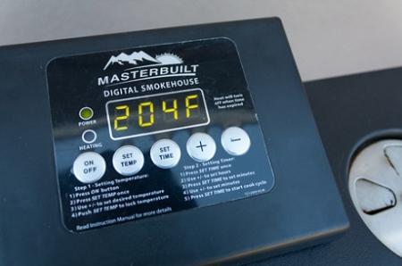 Masterbuilt 20070910 4 Rack 30 Inch Electric Digital