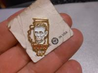 VICA Illinois Vocational Industrial Club Member Skills USA Souvenir Pin