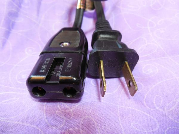 """2pin 36/"""" Power Cord for Cory Party Chef Electric Skillet Fry Pan Model DEC-3"""