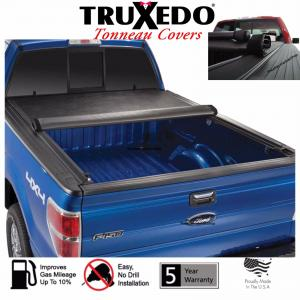 Truxedo Truxport Roll Up Tonneau Cover 2007 2013 Chevy Silverado 1500 6 6ft Bed