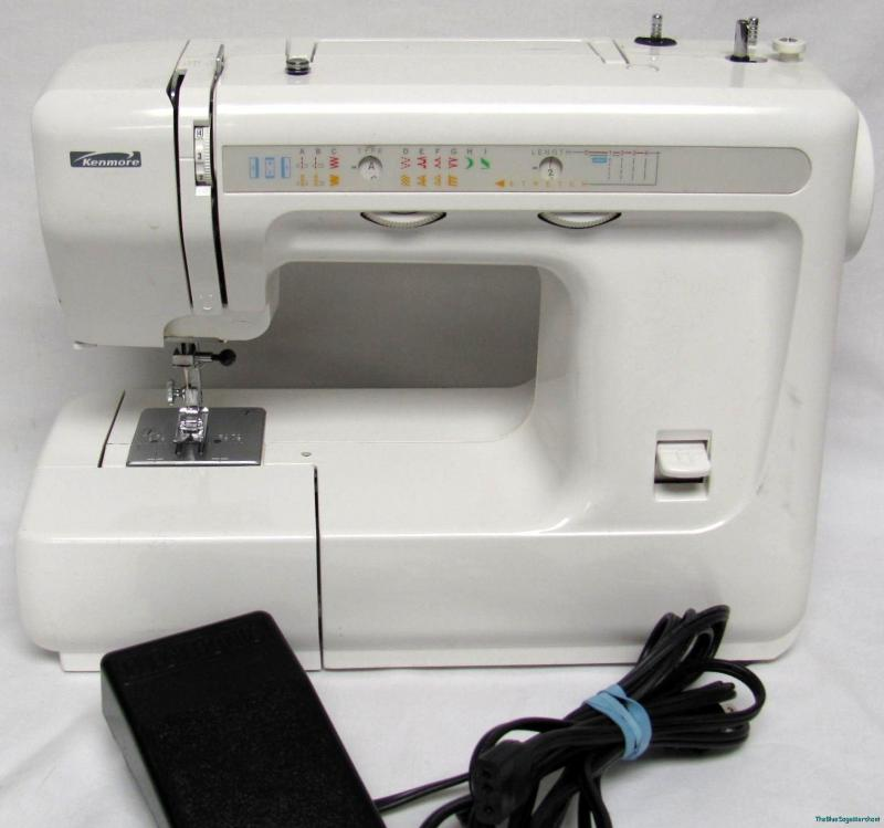 kenmore model 385 sewing machine