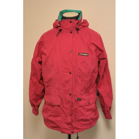 RARE BERGHAUS CAPRICE GORETEX WATERPROOF JACKET LADIES LARGE MADE