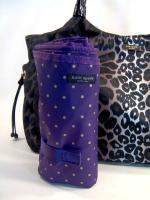 395 KATE SPADE Large Nylon Lindenwood Animal Stevie Baby Diaper Bag