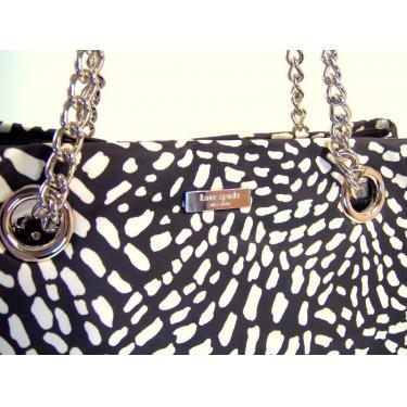 Kate Spade Safari Elena Lindenwood Handbag Bag
