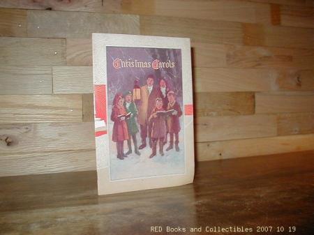 Christmas Carols 1941 H V Carter Co San Francisco Sheet Music Free Us Shipping Ebay