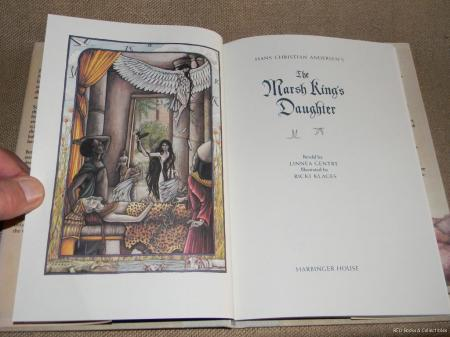 The Marsh Kings Daughter By Andersen Retold Linnea Gentry MAKE AN OFFER