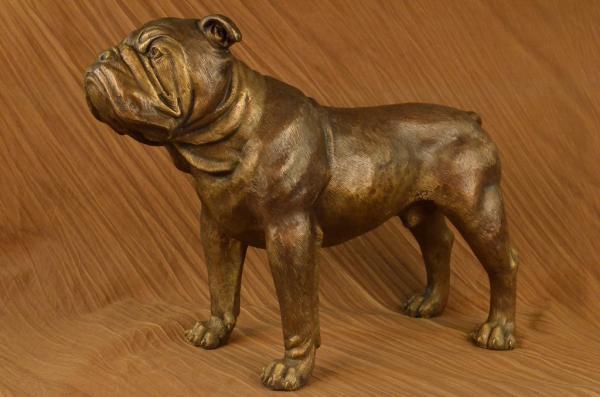 English Bulldog Statue | eBay