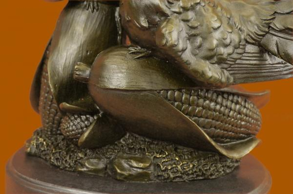 Wedding Statue Gifts: Signed Original Two Love Bird Anniversary Wedding