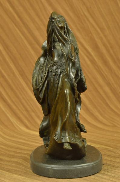 Persian Dancers Bronze Sculpture Art Nouveau Marble