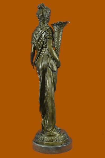 Roman Goddess Fortuna Statues Greek Goddess Tyche Statue