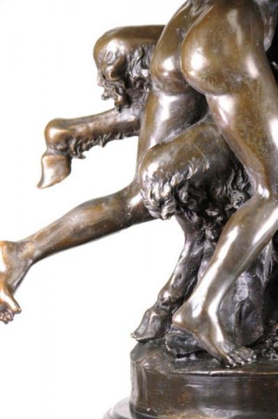 VINTAGE GREEK MYTHOLOGY HALF MAN HALF HORSE BRONZE ART   eBay - photo#5