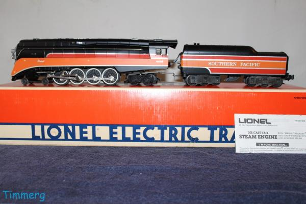 2082951 Lionel Northern Pacific 4 8 4 Northern Lo otive And Tender together with 023922188922 together with Tmcc Conversiontrying To Make It Somthing Its Not as well Better Get The Mth Crex Citirail Es44ac S Before Their Gone further 930 Lionel 18504 Frisco Fallen Flags Series 5 Train Set With Lionel 19229 19230 19408 19519 19602 19710. on lionel ac pullmor motor