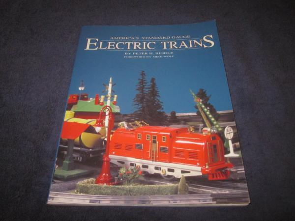 Details about America's Standard Gauge Electric Trains By Peter H  Riddle  #MM