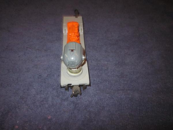 postwar lionel trains 3620 operating searchlight car