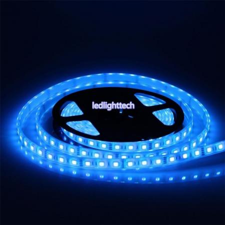 ip68 waterproof rgb flexible led strip underwater light 5m 300 smd 5050 12v ebay. Black Bedroom Furniture Sets. Home Design Ideas