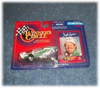1997 John Force Winners Circle Funny Car Series 1 64 Poniac Casrol GX |