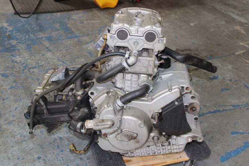 Ducati 749 2005 Engine Motor Components