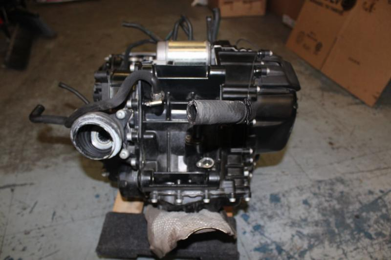 BMW K1300S 2010 Engine Motor Components Video 4 544 Miles