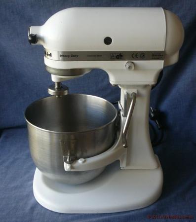 Kitchen Aid Heavy Duty Mixer 5kpm50 Commercial Grade Ebay