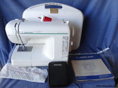 myers sewing machine