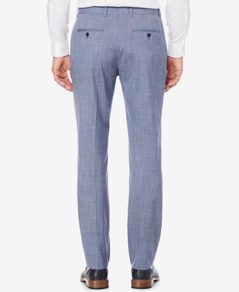 447eca92d1 $85 Perry Ellis Portfolio Men's Slim-Fit Stretch Plaid Pants 29 x 30 ...