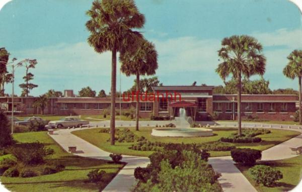The fish memorial hospital at de land fl ebay for Fish memorial hospital