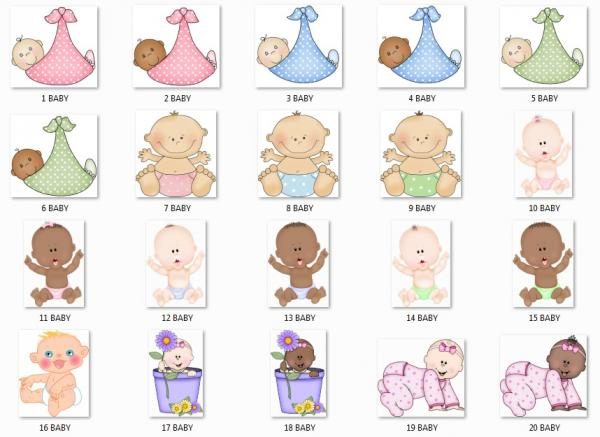 details about 24 personalized toy timeline baby shower game